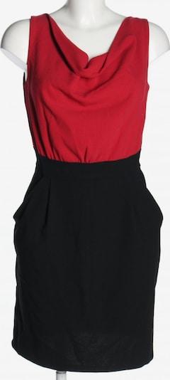 NEW COLLECTION Minikleid in M in rot / schwarz, Produktansicht