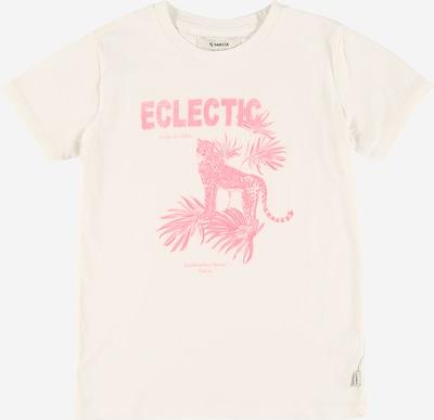 GARCIA T-Krekls, krāsa - rozā / gandrīz balts, Preces skats