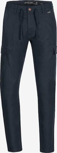 INDICODE JEANS Pantalon cargo 'Cagle' en bleu marine: Vue de face