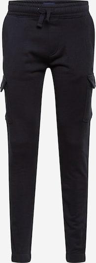 Denim Project Kargo hlače | črna barva, Prikaz izdelka