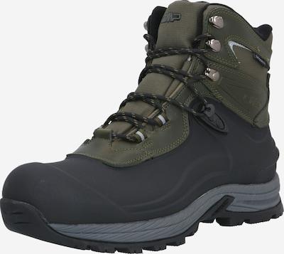 CMP Boots 'HACRUX' in de kleur Groen / Zwart, Productweergave