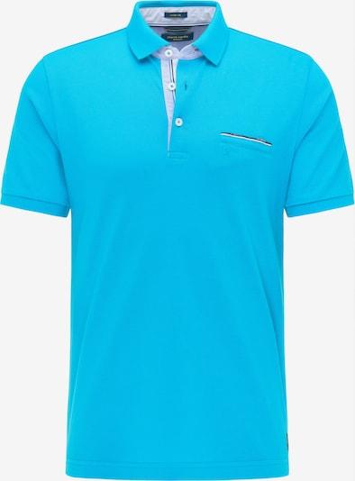 PIERRE CARDIN Shirt 'Airtouch' in himmelblau / hellblau / weiß, Produktansicht