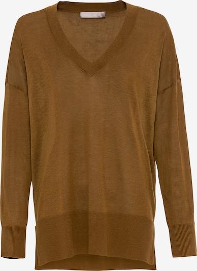 HALLHUBER Pullover in braun, Produktansicht