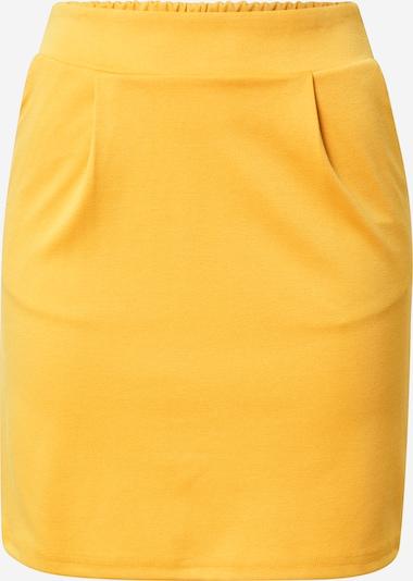 ICHI Rock 'KATE' in gelb, Produktansicht