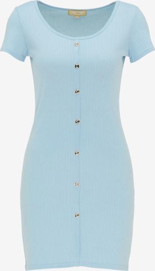 MYMO Robe en bleu, Vue avec produit