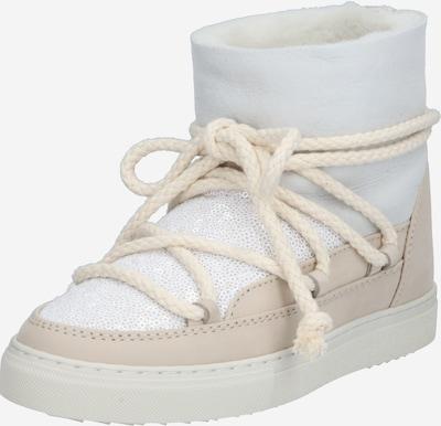 INUIKII Čizme za snijeg 'SEQUIN' u nude / puder roza / bijela, Pregled proizvoda