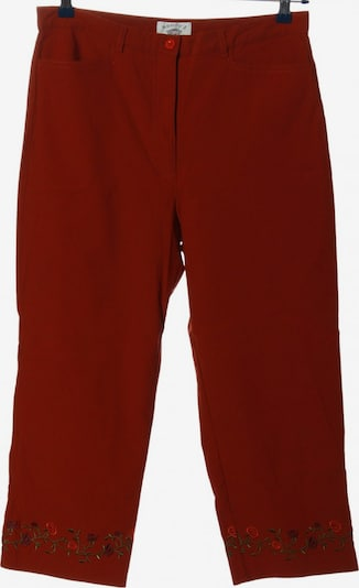 Kenny S. 3/4-Hose in XXL in rot, Produktansicht