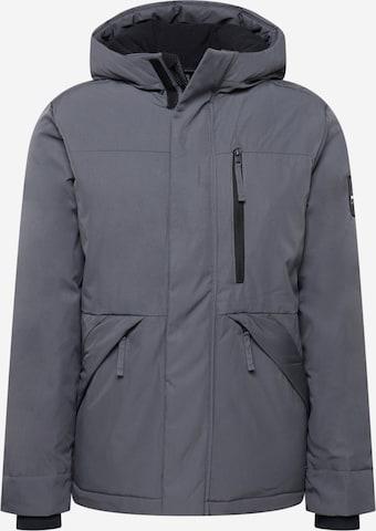 HOLLISTER Jacke in Grau