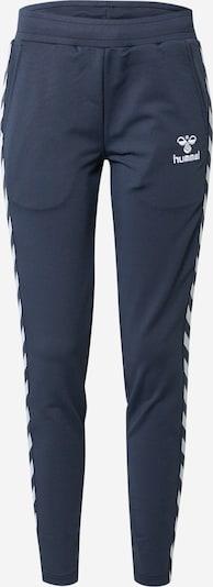 Hummel Sporthose 'NELLY 2.3' in navy / weiß, Produktansicht