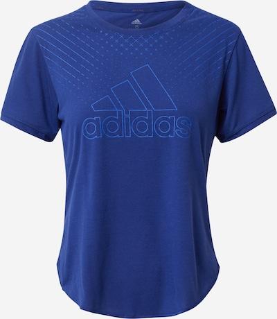 ADIDAS PERFORMANCE Sportshirt in blau / royalblau, Produktansicht