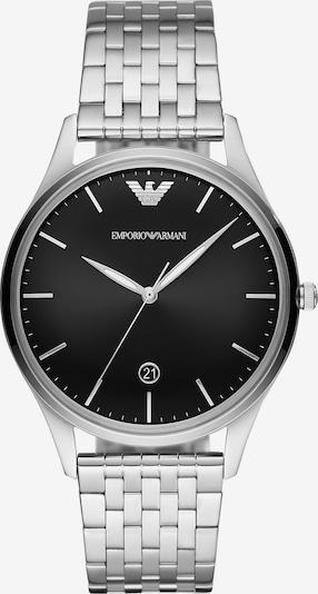 Emporio Armani Uhr in silber, Produktansicht