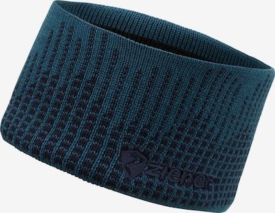 ZIENER Stirnband 'IGDI' in blau, Produktansicht