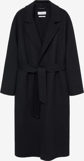 MANGO Tussenmantel 'Batin' in de kleur Zwart, Productweergave