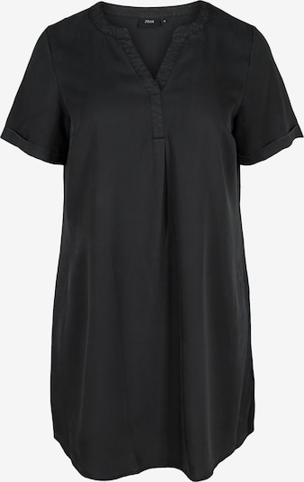 Zizzi Shirt dress 'Ecatrine' in Black, Item view