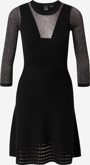 PINKO Knitted dress in Black, Item view