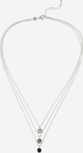 ELLI Choker 'Layer' in silber, Produktansicht