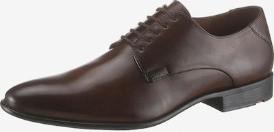 Pantofi cu șireturi 'NIK' LLOYD pe maro închis, Vizualizare produs