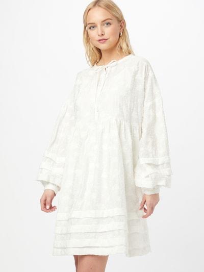 Samsoe Samsoe Mekko 'Roya' värissä valkoinen, Mallinäkymä