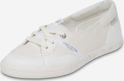 Soccx Ballerina in weiß, Produktansicht