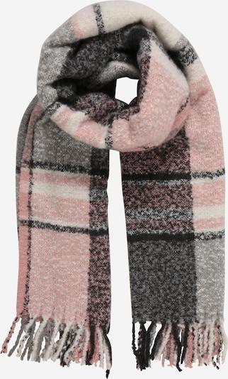 Fular Dorothy Perkins pe gri / roz / negru / alb, Vizualizare produs