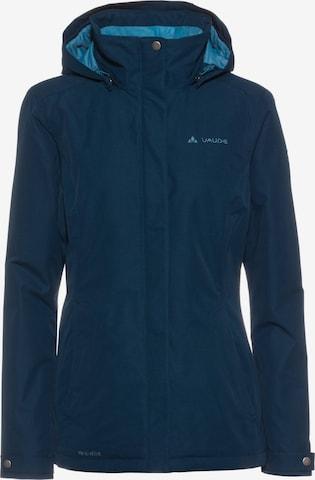 VAUDE Performance Jacket 'Dunami' in Blue