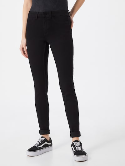 VILA Jeggings in black, View model