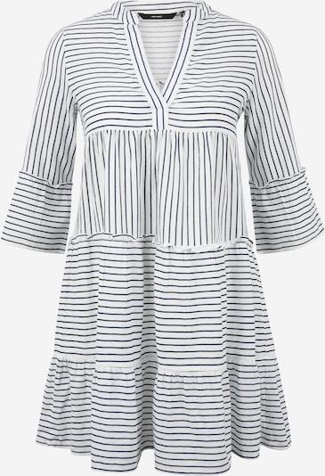 Vero Moda Petite Kleid 'HELI' in schwarz / weiß, Produktansicht