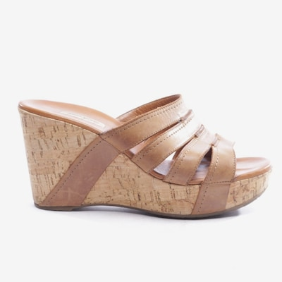 Paul Green Sandals & High-Heeled Sandals in 38,5 in Brown, Item view