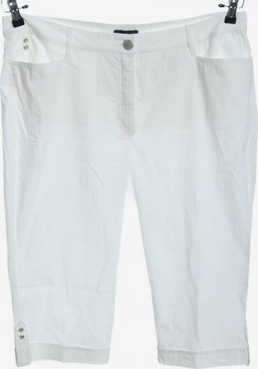 Zaffiri 3/4-Hose in XXXL in weiß, Produktansicht