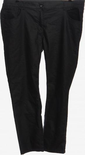 Giada Kunstlederhose in 6XL in schwarz, Produktansicht