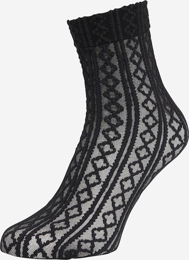 FALKE Socken 'Cake' in schwarz, Produktansicht