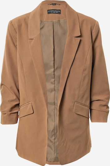 Dorothy Perkins Blazer 'PEBBLE E2E' in beige / braun, Produktansicht