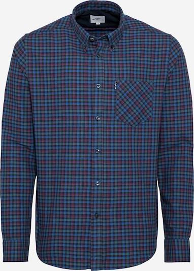 Dalykinio stiliaus marškiniai iš Ben Sherman , spalva - mėlyna / tamsiai mėlyna / rožinė, Prekių apžvalga