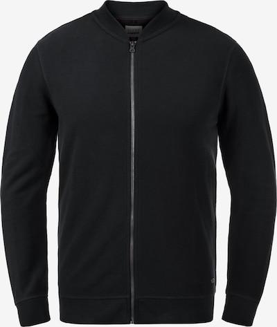BLEND Sweatjacke 'Frank' in schwarz, Produktansicht
