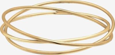 ELLI PREMIUM Armband Armreif in gold, Produktansicht