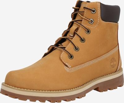 TIMBERLAND Boots 'Courma' in hellbraun / schwarz, Produktansicht