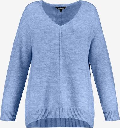 Ulla Popken Pullover in hellblau, Produktansicht