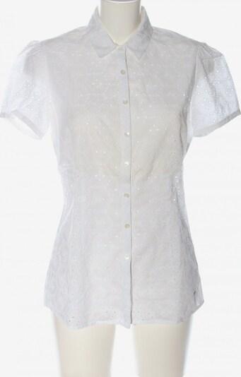 TOMMY HILFIGER Kurzarmhemd in L in weiß, Produktansicht
