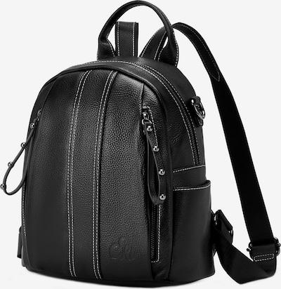C'iel Cityrucksack 'LOUISE' in schwarz, Produktansicht