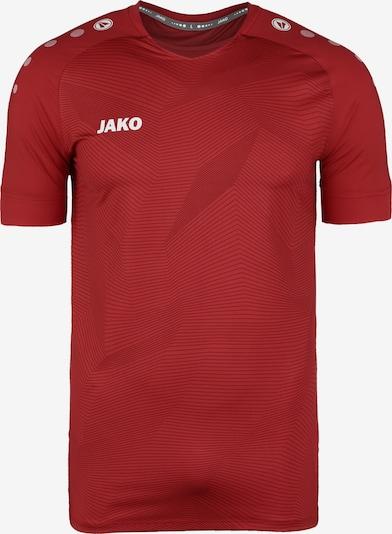 JAKO Tricot in de kleur Bloedrood / Donkerrood, Productweergave
