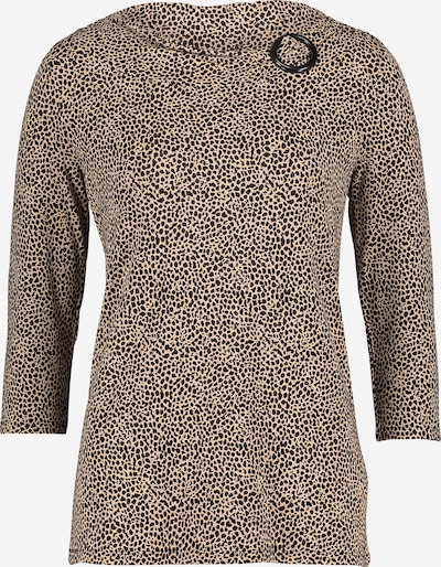 Betty Barclay Shirt in braun / schwarz, Produktansicht