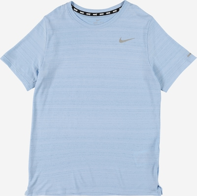 NIKE Sport-Shirt 'Miler' in blau, Produktansicht
