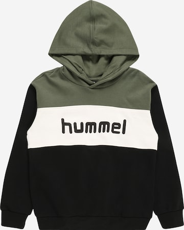 Hummel Sport sweatshirt 'Morten' i svart