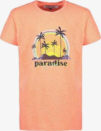 vegyes színek / narancssárga melír Cars Jeans Póló 'Zephira', Termék nézet