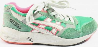 ASICS Schnürsneaker in 39 in grün / pink / weiß, Produktansicht