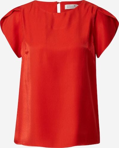 Bluză Molly BRACKEN pe roșu orange, Vizualizare produs
