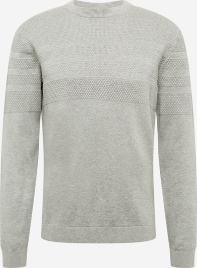 Lindbergh Sweater 'Pearl' in mottled grey, Item view
