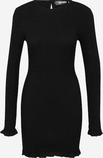 Missguided Vestido de gala en negro, Vista del producto