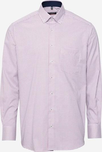 ETERNA Hemd in navy / rot / weiß, Produktansicht