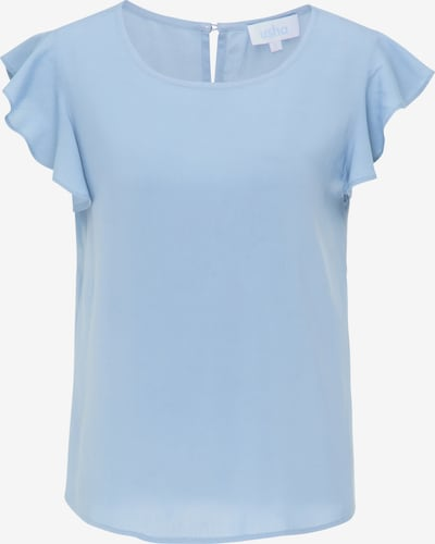 usha BLUE LABEL Bluse in blau, Produktansicht